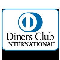 Logo trajeta Diners Club